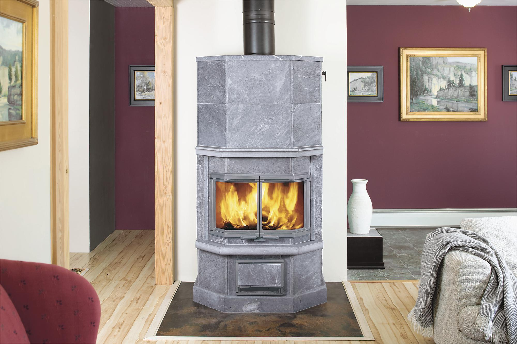 Tulikivi Soapstone Fireplaces Remodeling Fireplaces