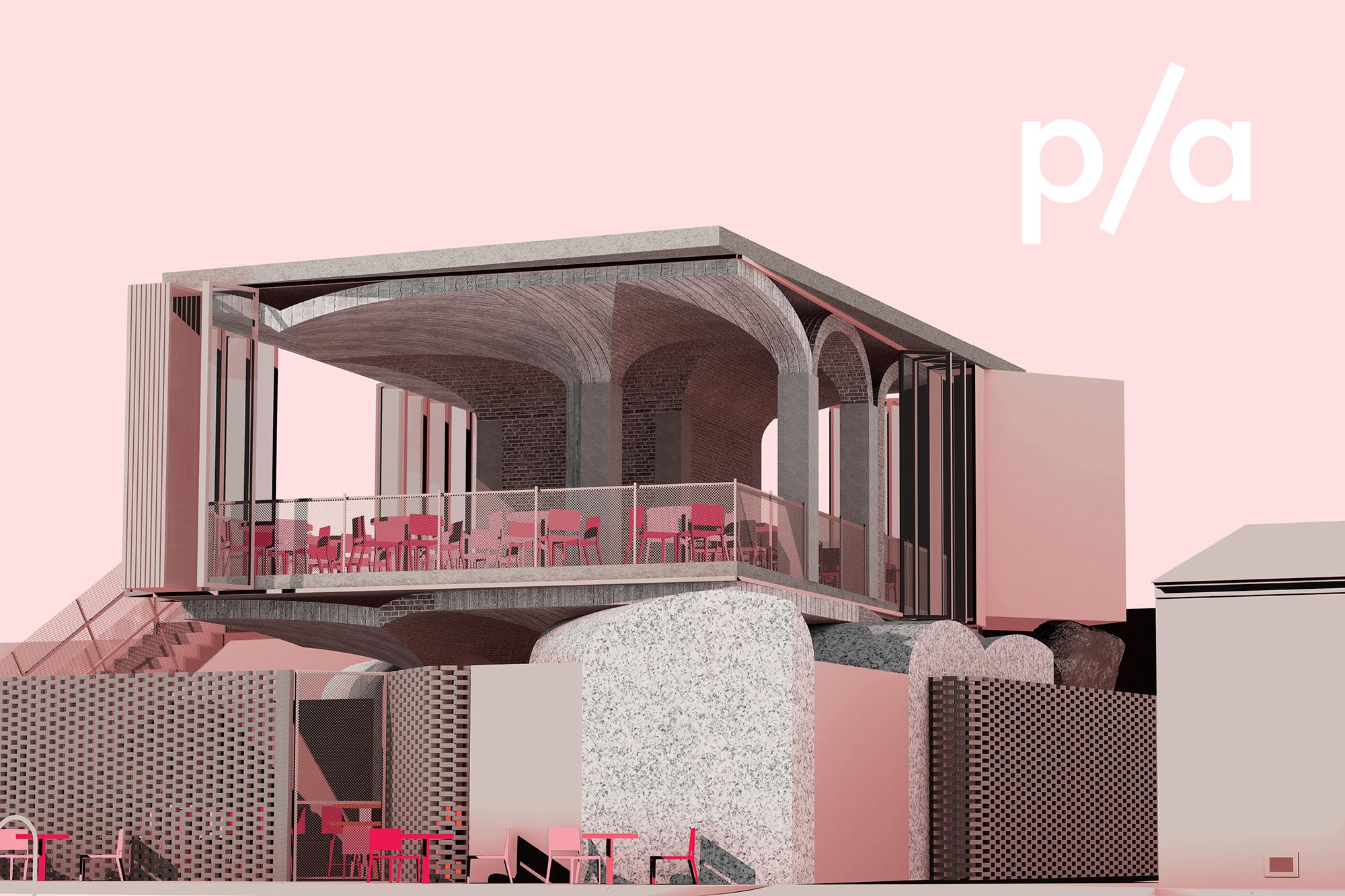 Restaurant in Los Angeles Architect Magazine