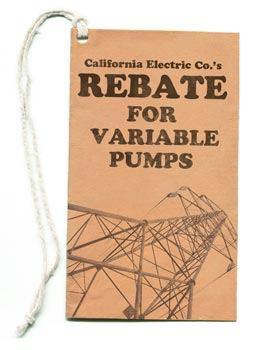 Socal Utility Increases Pump Rebate Pool Amp Spa News