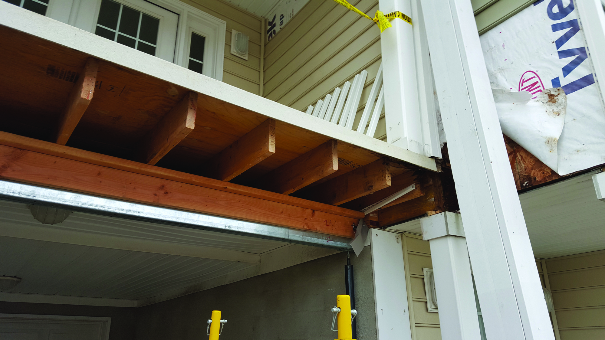 Replacing Rotted Beams On A Seaside Condo Jlc Online