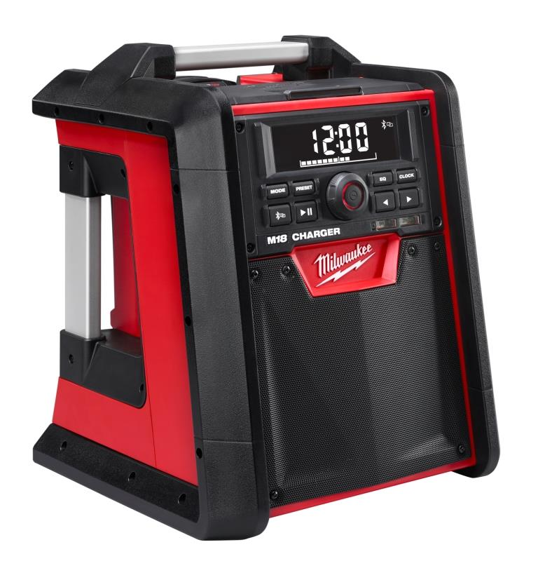 Milwaukee M18 Radio-Charger with Bluetooth | Tools of the ...