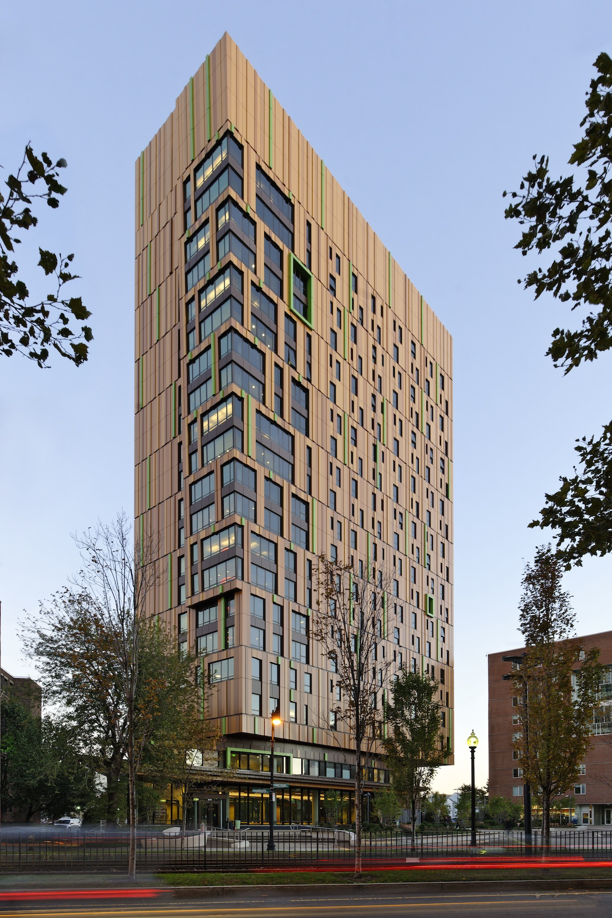 massachusetts college of art and design student residence
