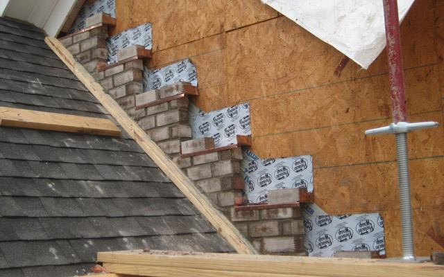 True Through Wall Flashing For Brick Veneer Jlc Online Flashing Building Envelope Walls