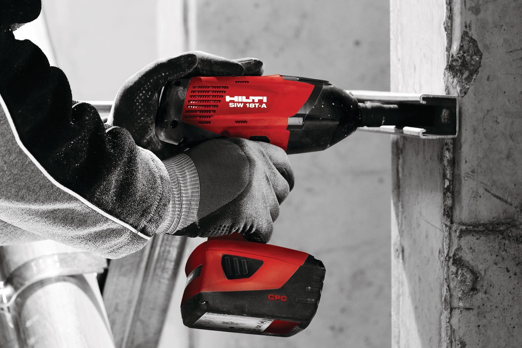 Hilti Impact Wrench Architect Magazine Tools And