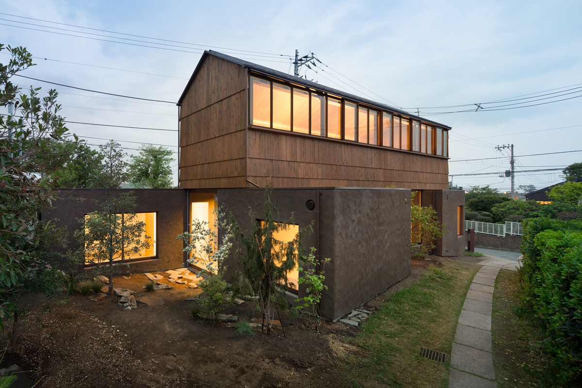 A House For Oiso Architect Magazine