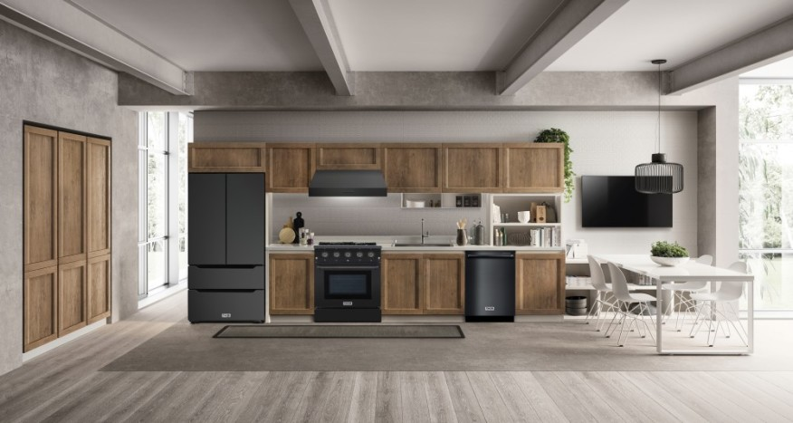 Thor Kitchen Offers New Black Stainless Steel Appliance