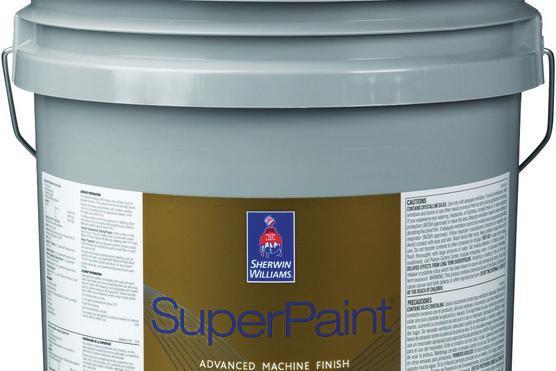 Sherwin Williams Superpaint Advanced Machine Finish