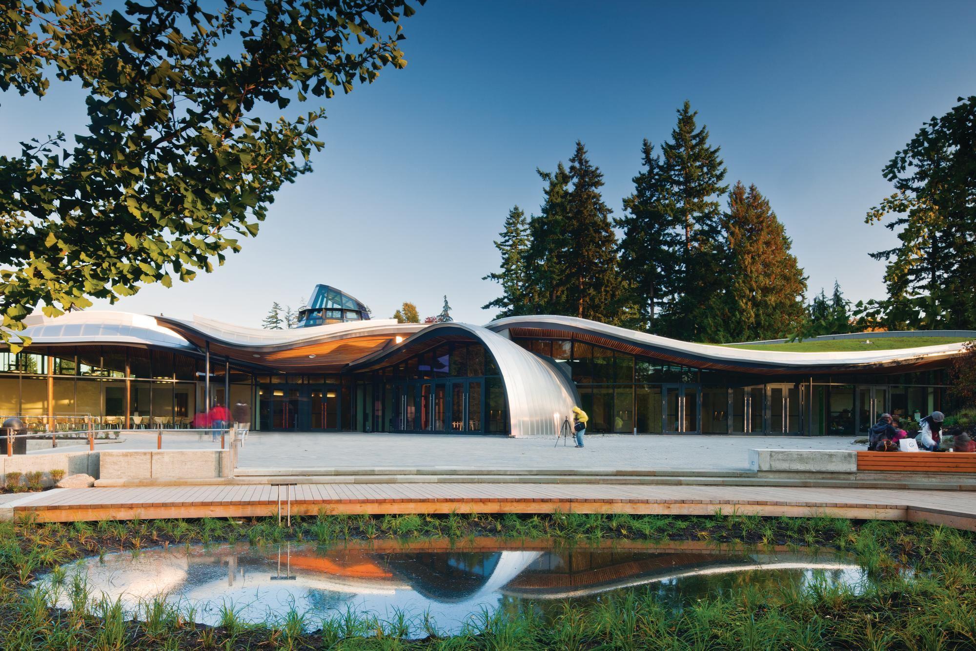 VanDusen Botanical Garden Visitor Centre VanDusen Botanical
