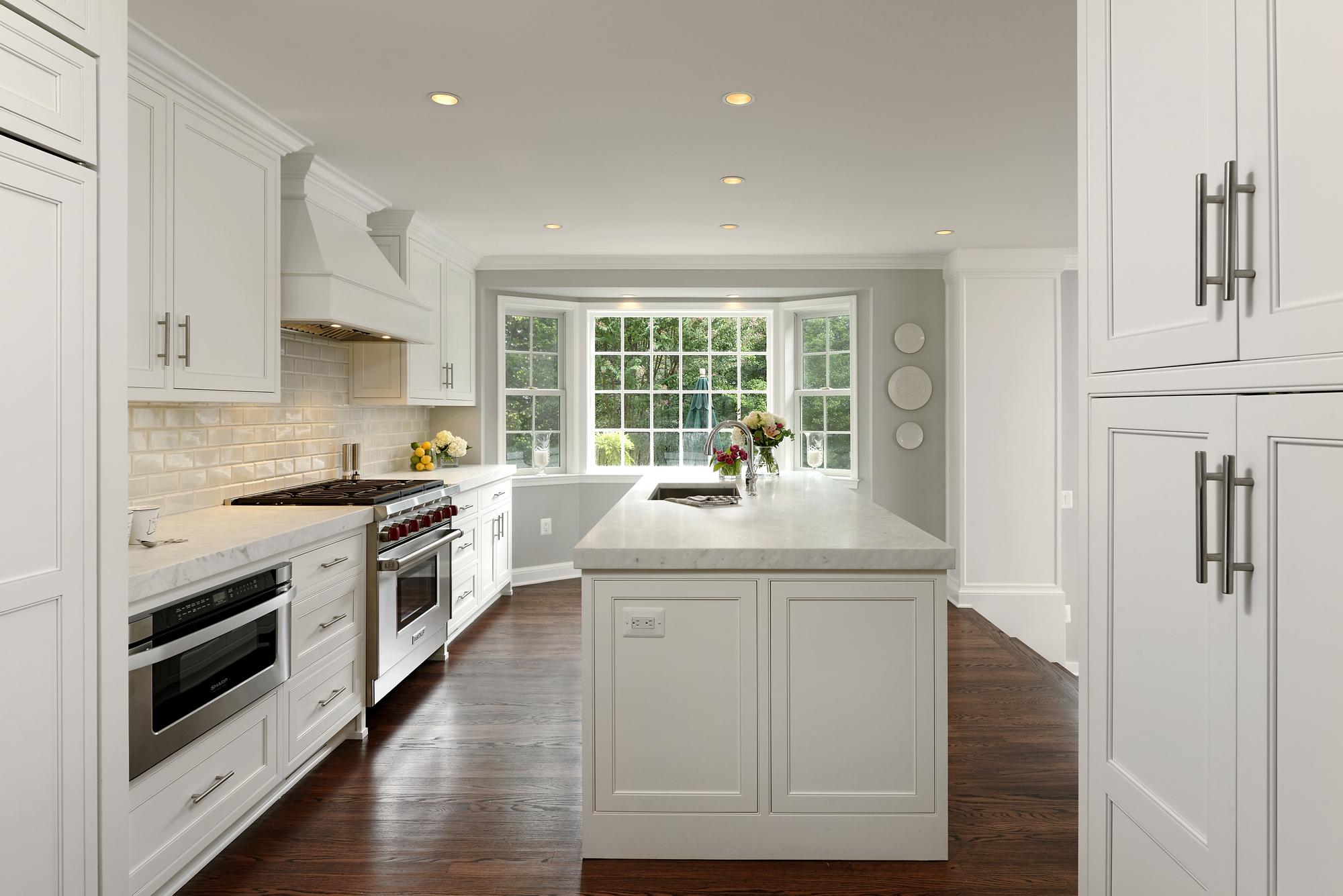 Bethesda Maryland Kitchen Renovation Architect Magazine