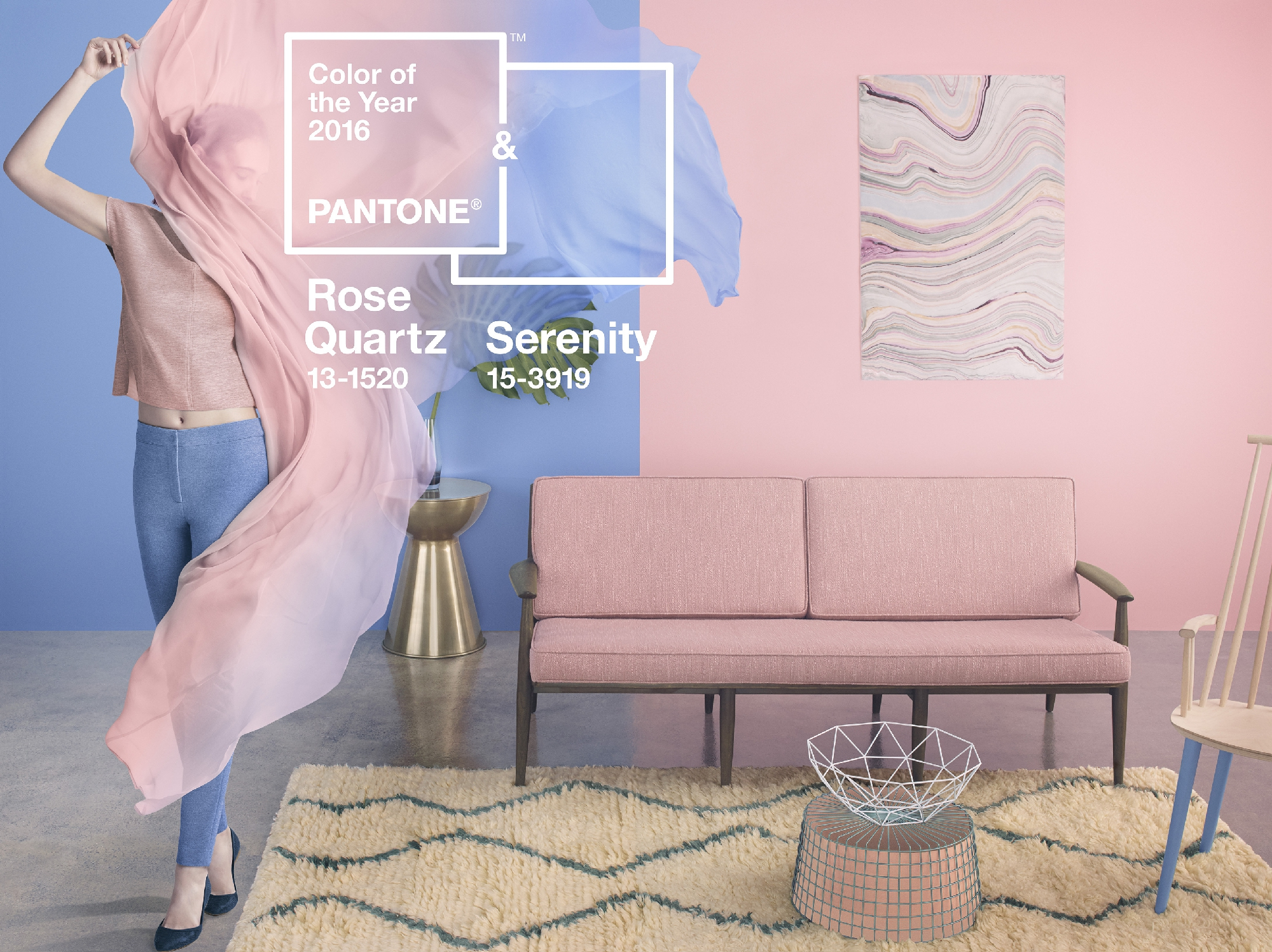 For 2016, Pantone Announces Two Colors of the Year | Builder ...