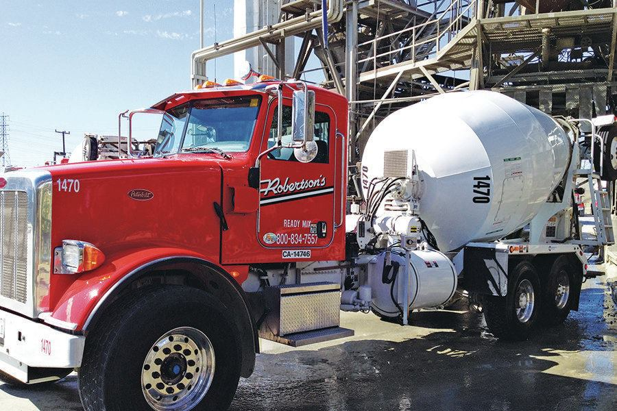 Producer To Watch Robertson S Ready Mix Concrete