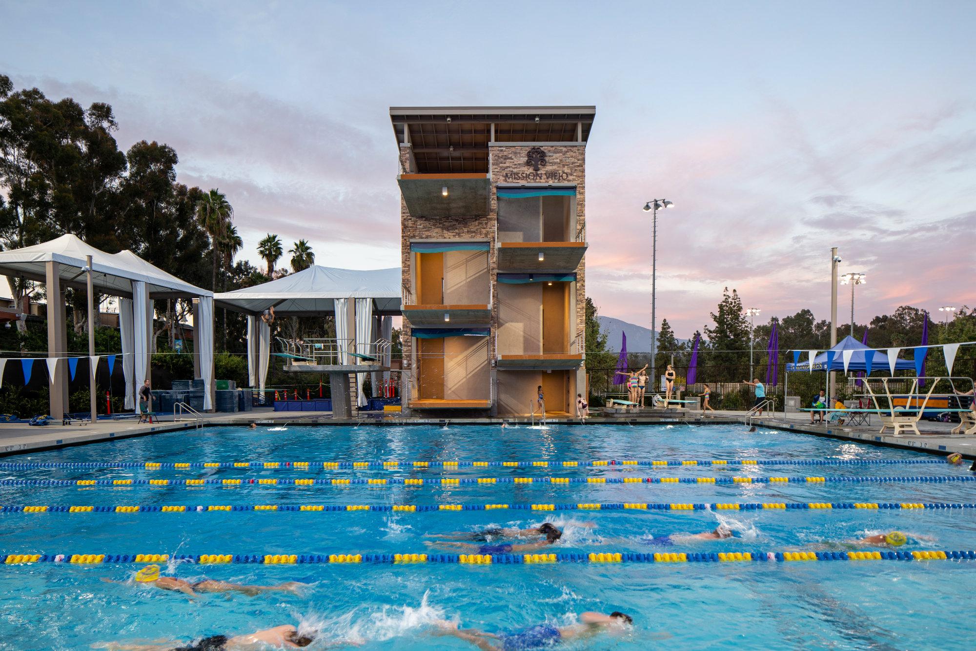 Marguerite Aquatics Complex Brings Home Ai 2019 Dream