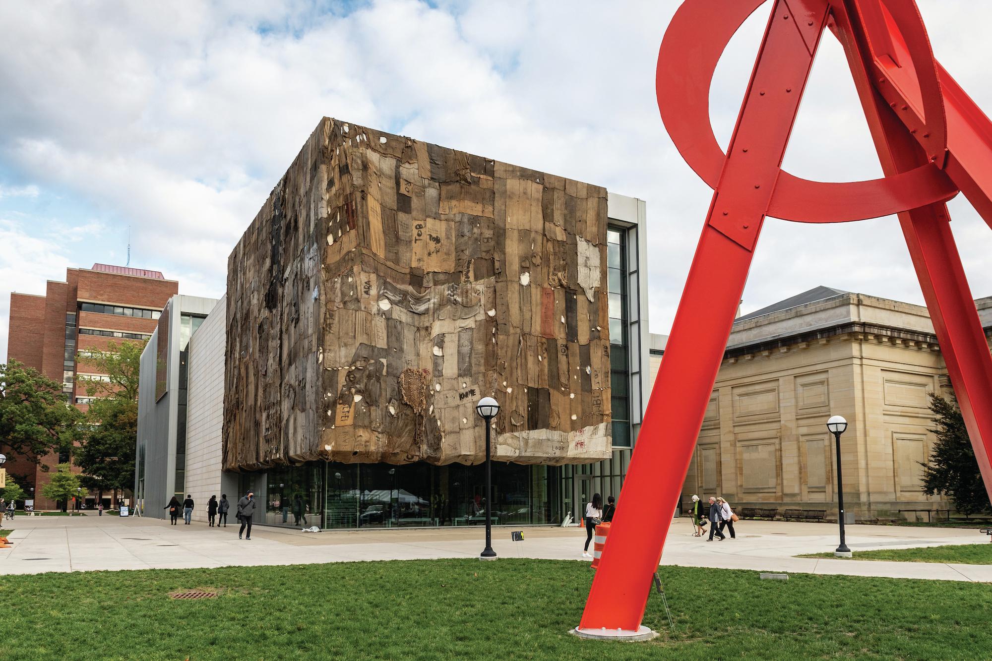 University Of Michigan Art