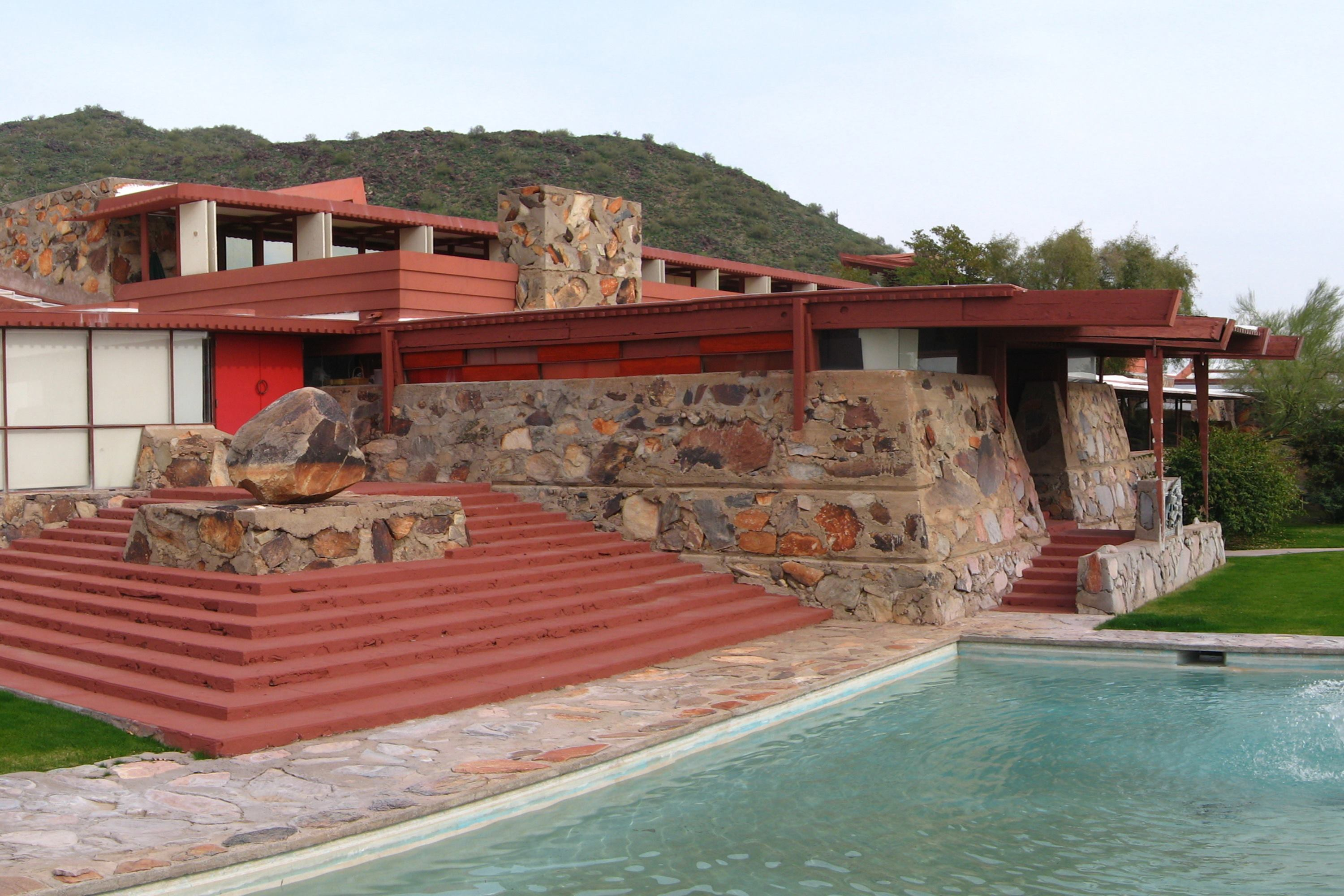Frank lloyd wright school of architecture could lose - Frank lloyd wright architecture ...