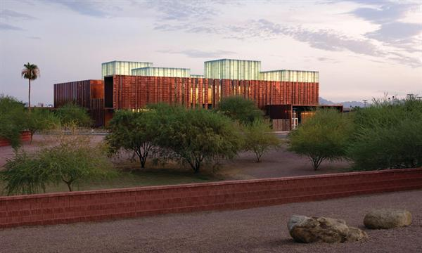 South Mountain Community Library Architect Magazine