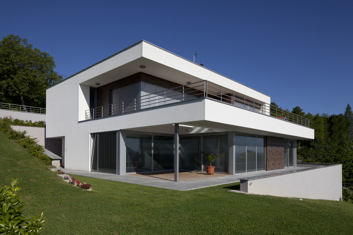 Analysis So You Want To Build A Modernist Home In A