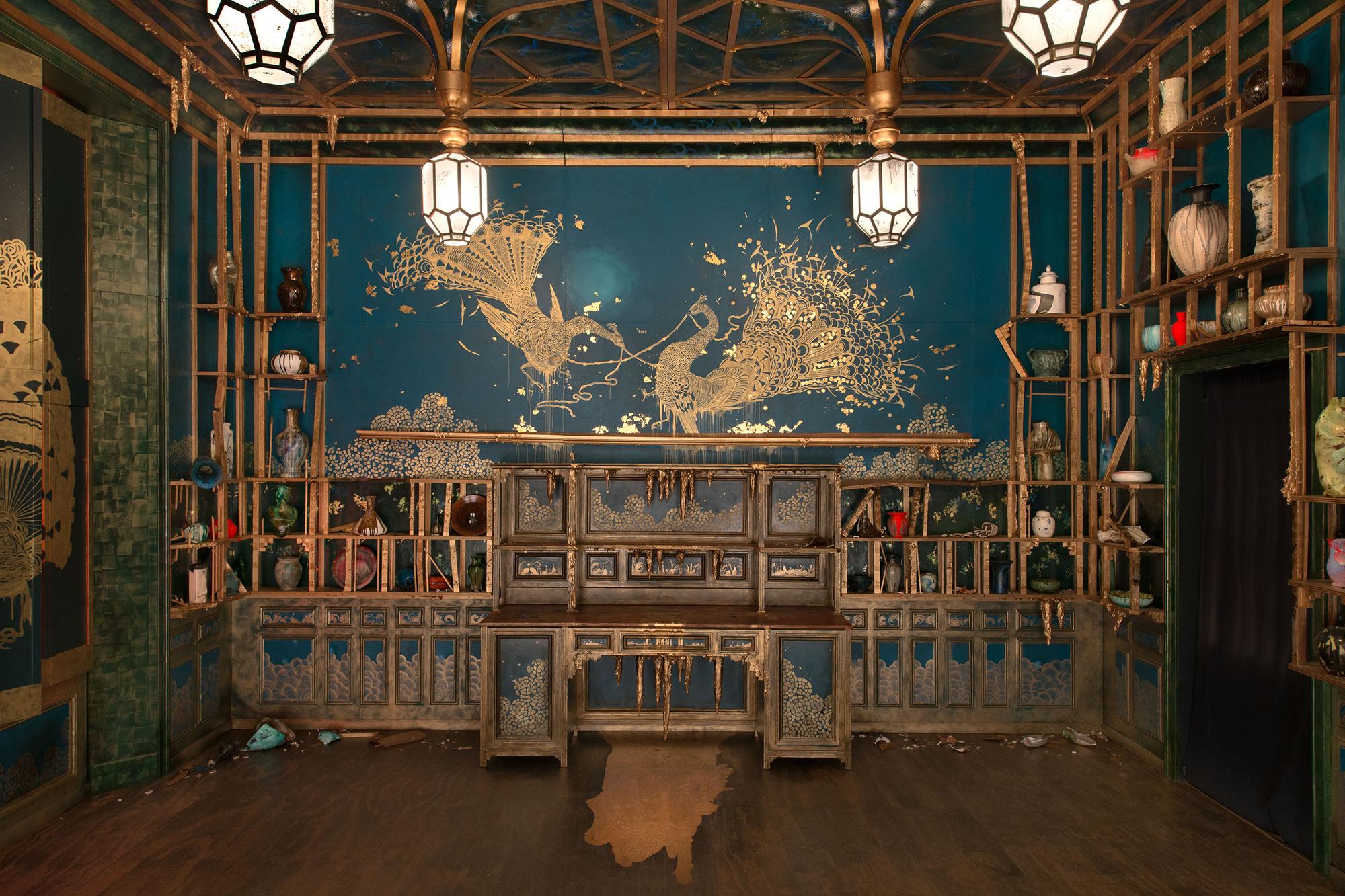 Inside Darren Waterston's Filthy Lucre   Architect ...