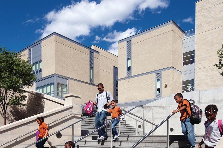 Nyc School Construction Authority Mott Haven Campus