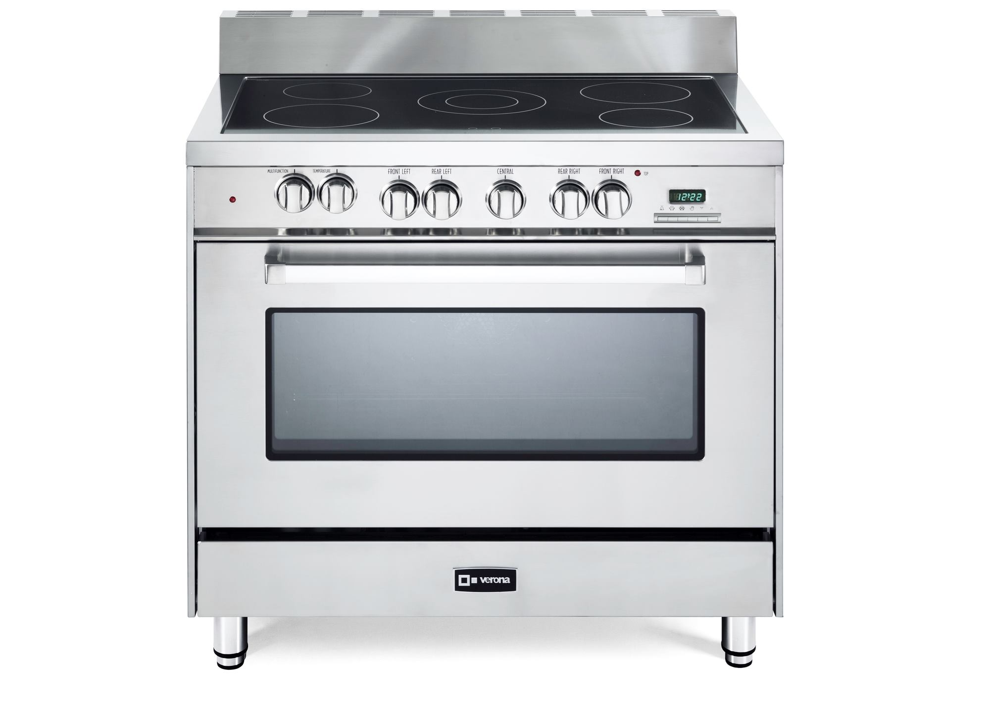 36 Electric Range >> Verona Appliances 36-inch All-Electric Range | JLC Online