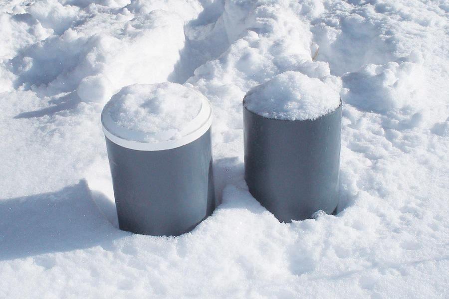 Handling Test Cylinders In Cold Weather Concrete