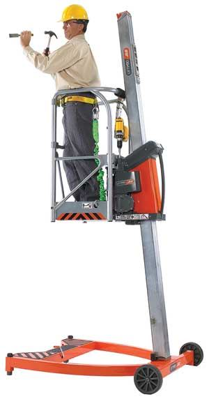 Product Watch Liftpod Portable Man Lift Tools Of The