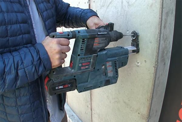 Bosch Cordless Bulldog Rotary Hammer Jlc Online Drill