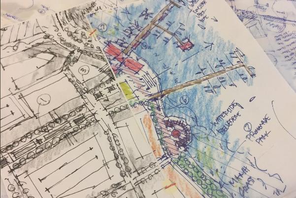 Charleston S Quot Lorelei Quot Redevelopment A New Urbanist