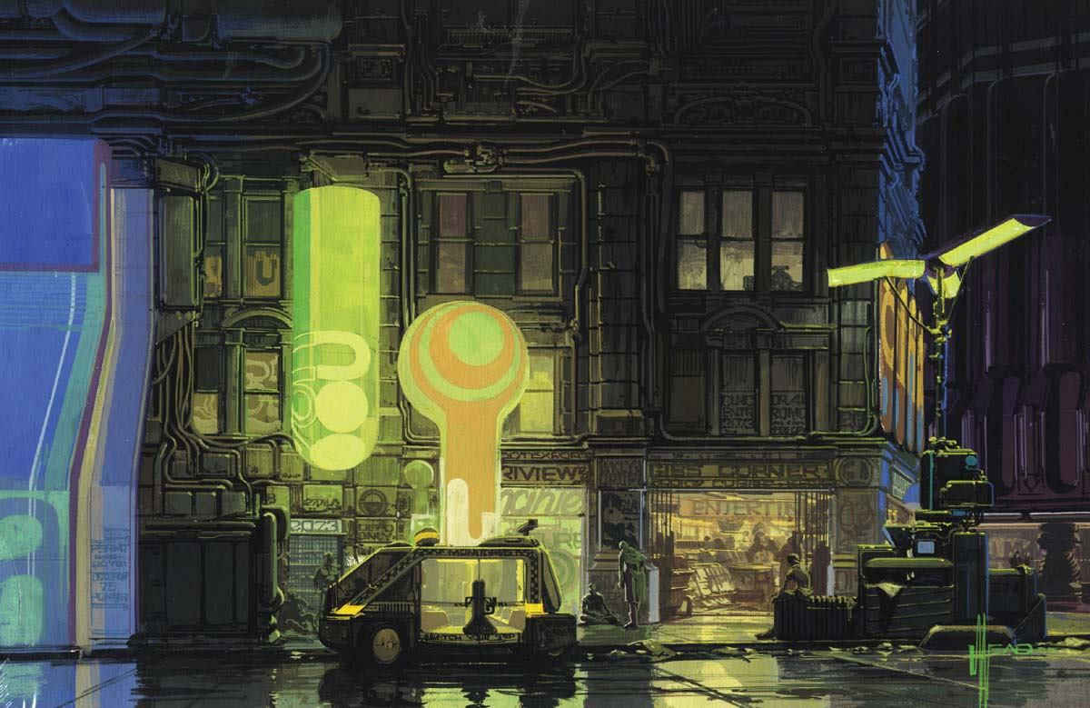 Film Visual Futurist The Art And Life Of Syd Mead And