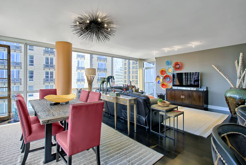 Second Home Design: Texas-Rustic Meets Chicago-Urban ...