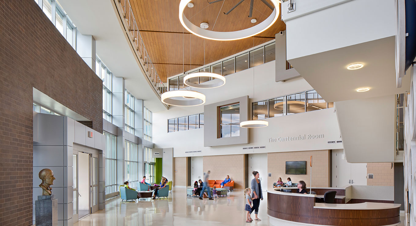 Lentz Public Health Center Architect Magazine Gresham Smith And Partners Nashville United