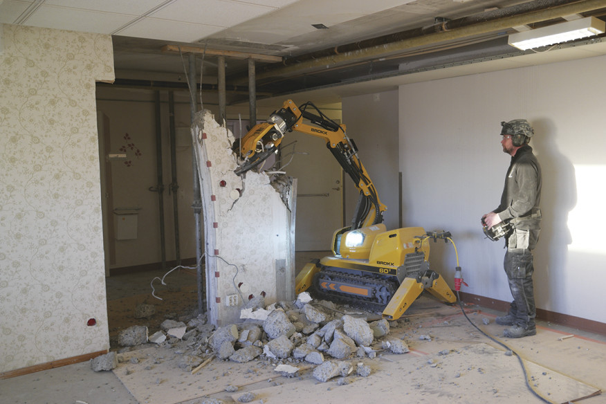 Let A Robot Do The Demo Tools Of The Trade Jobsite
