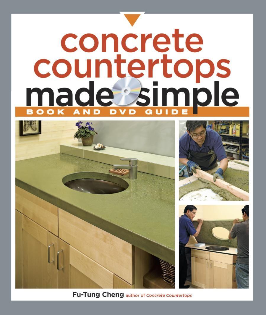 Make a Custom Counter For $8 Per Square Foot | Builder Magazine