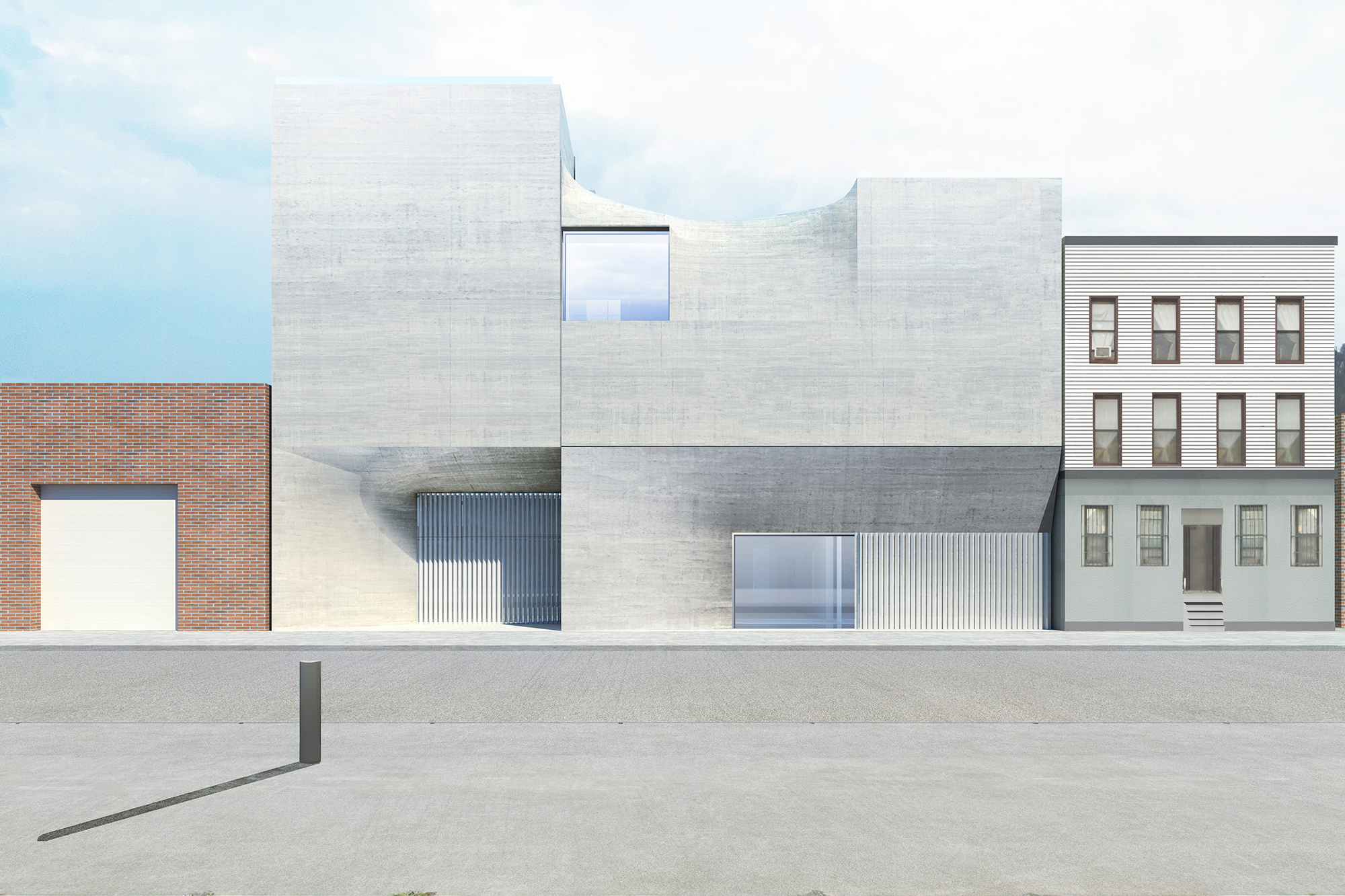 Amant | Architect Magazine | SO – IL, New York, Cultural, New Construction, ARCHITECT ...