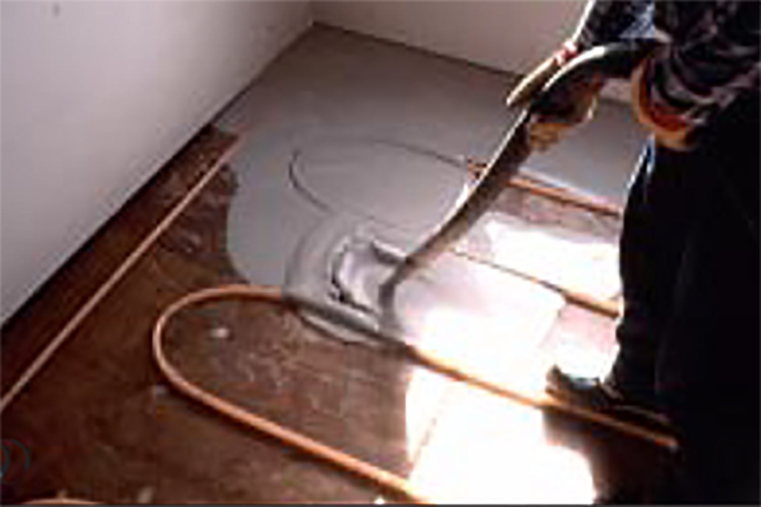 Hydronic Radiant Heat For Wood Framed Floors Jlc Online