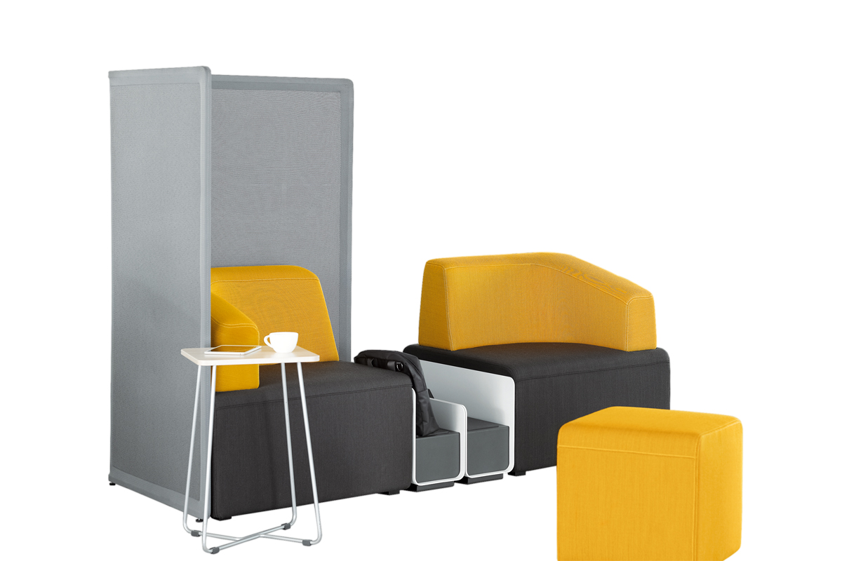 six products for office seating architect magazine. Black Bedroom Furniture Sets. Home Design Ideas