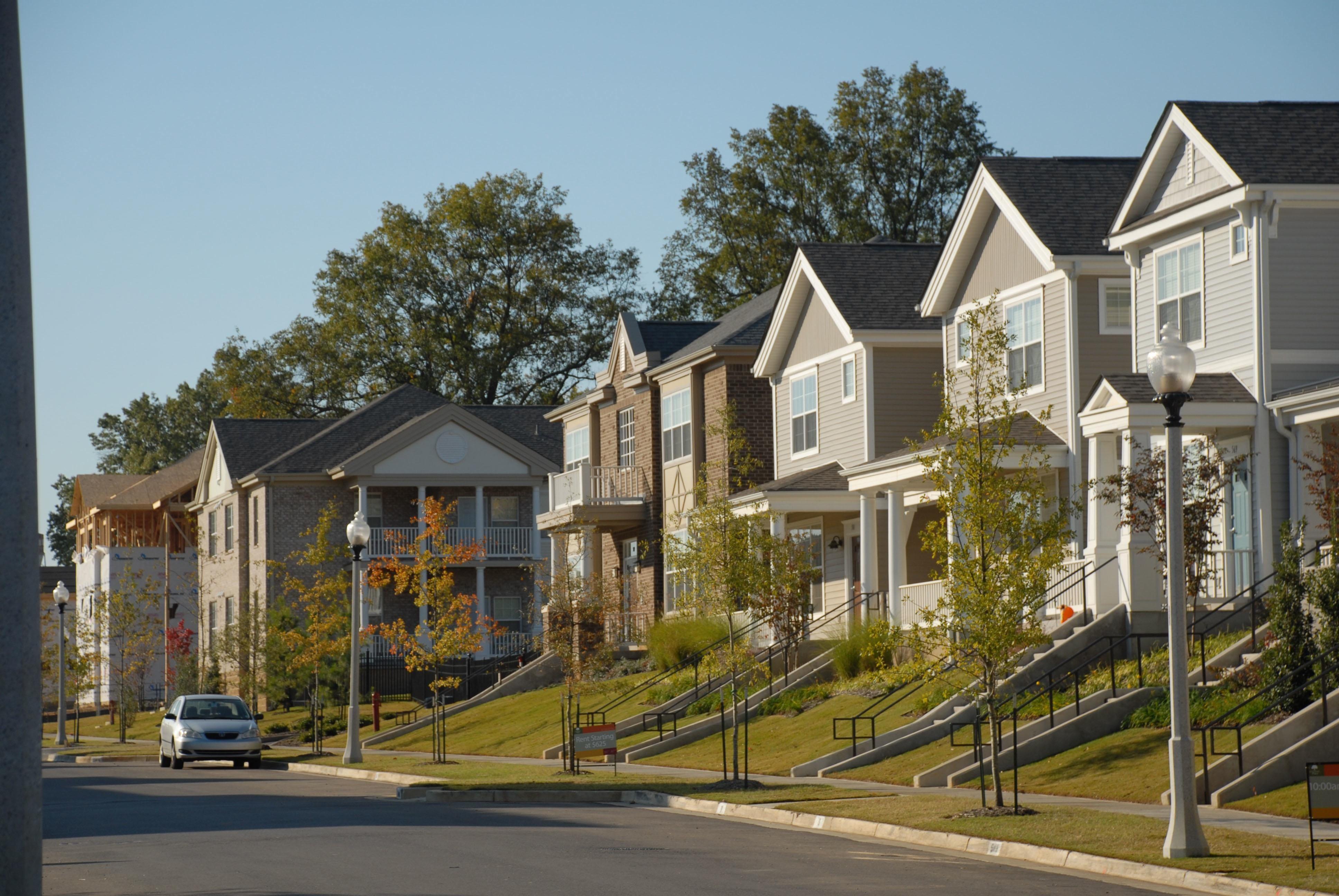 Low Rise Design Strategies Multifamily Executive