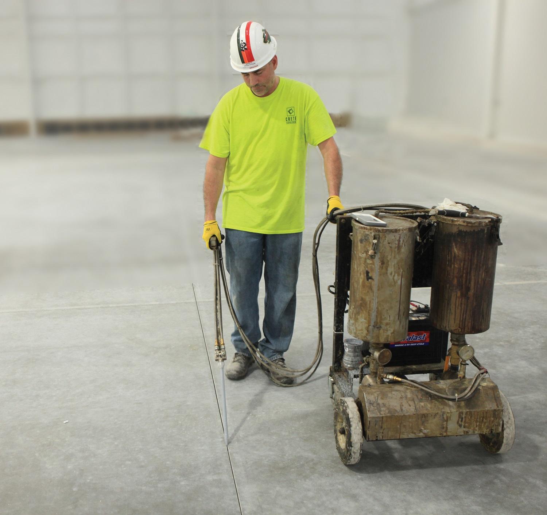 Durable Concrete Control Joints Concrete Construction