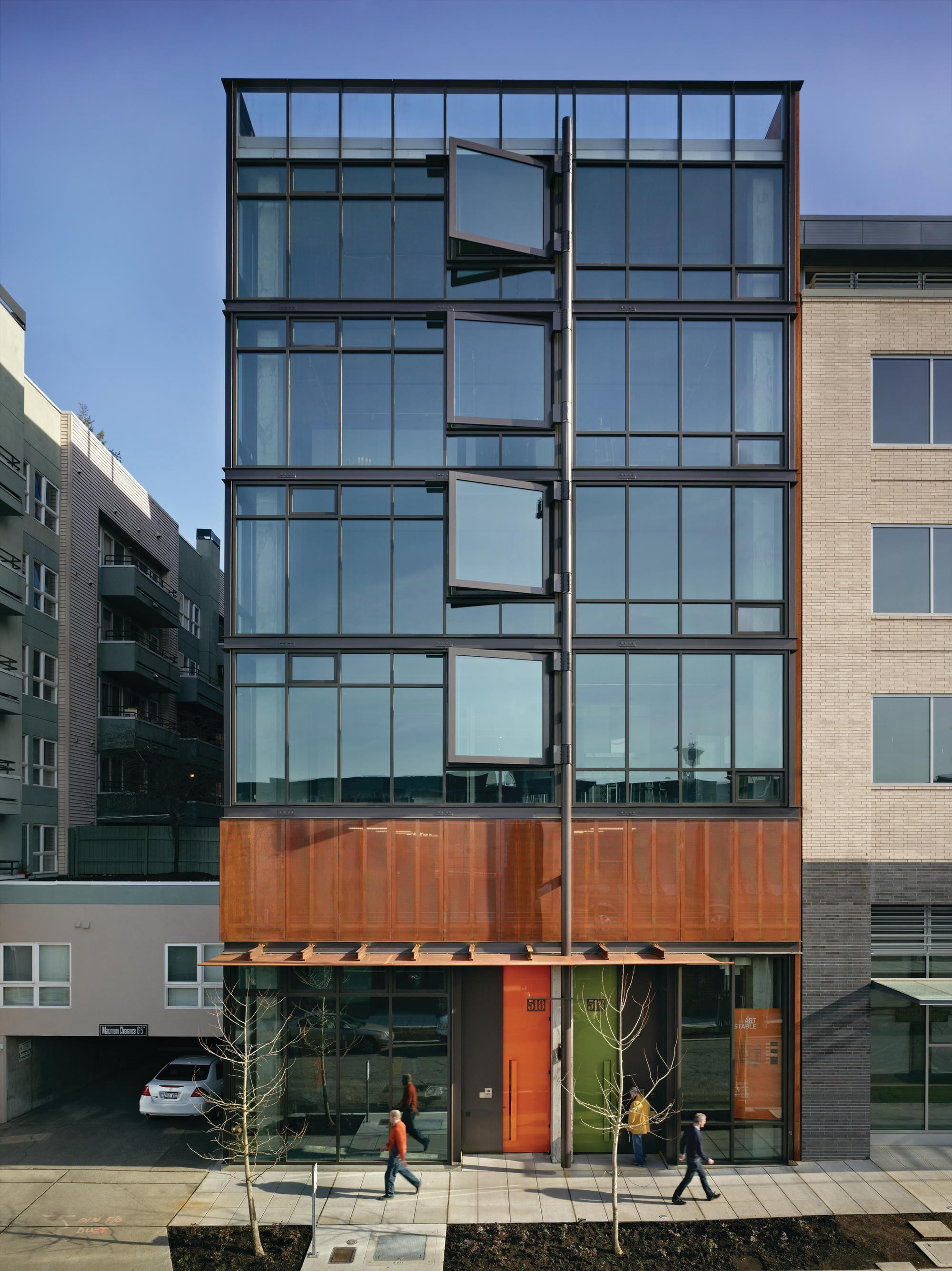 Architects In Seattle stable seattle residential architect award winners