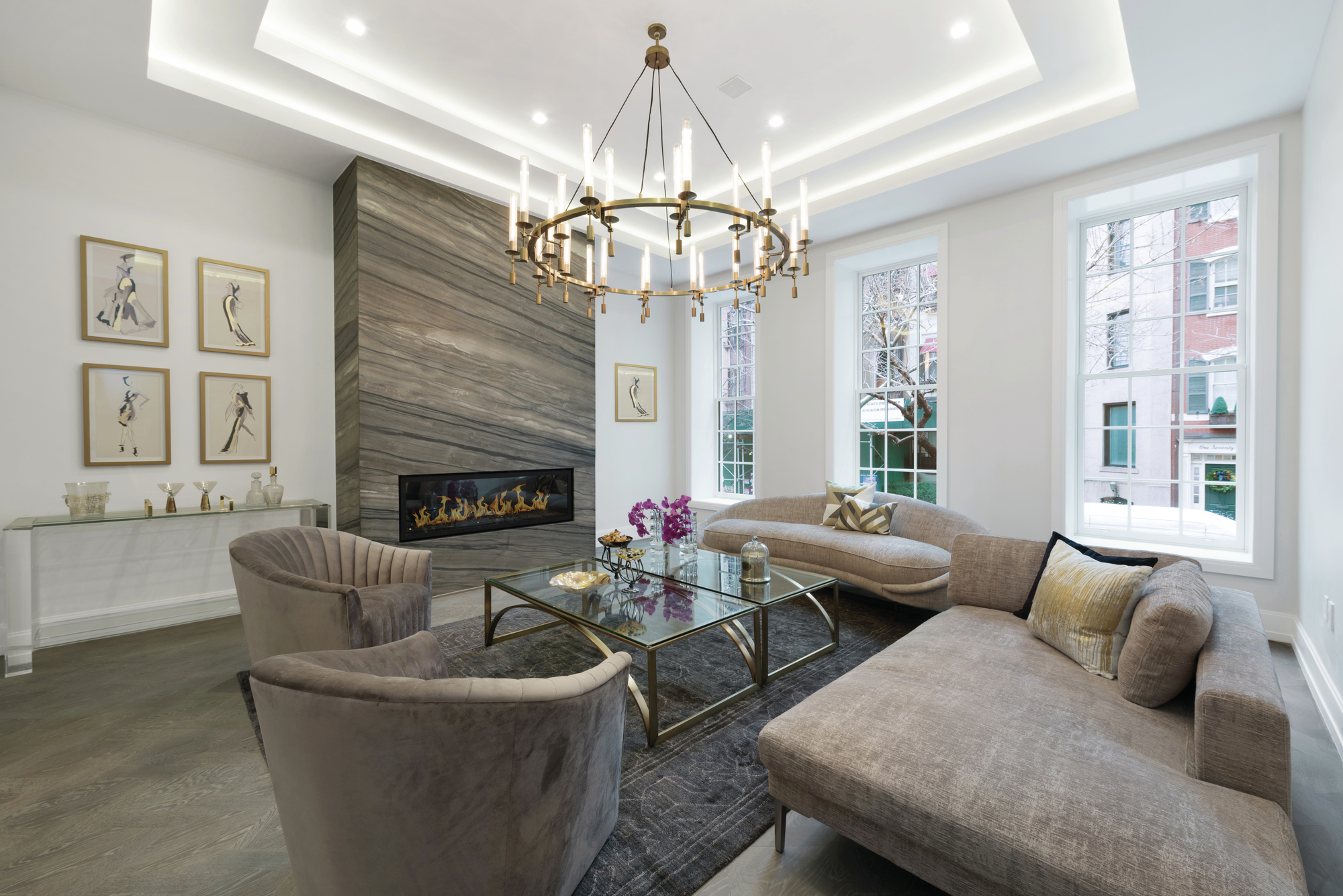 Upper East Side Brownstone Gets A Facelift Builder