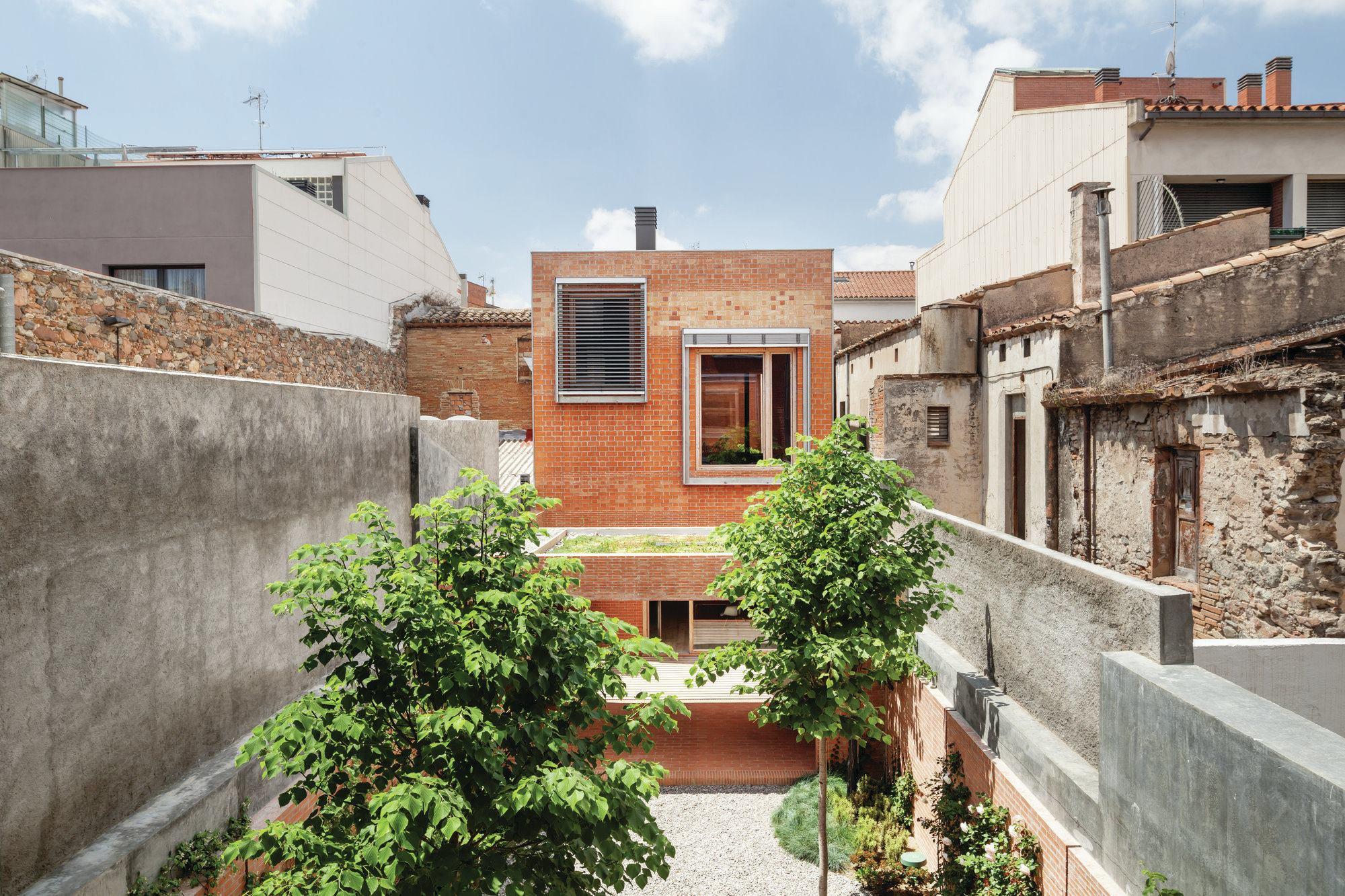 house 1014 designed by h arquitectes architect magazine single