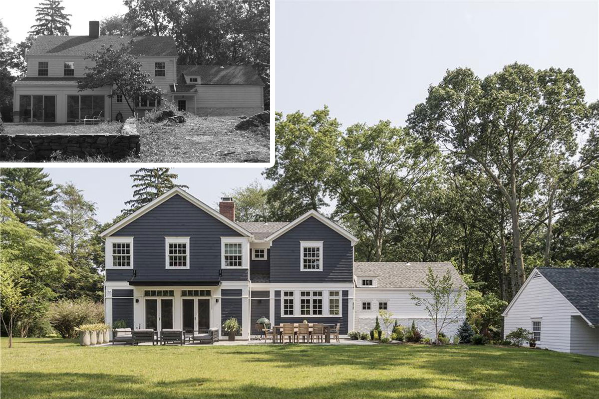 4 Takeaways from this Colonial Home Renovation | Remodeling on colonial floor plans, colonial house plans, colonial landscape plans, colonial kitchen plans, colonial garden plans, colonial building plans, colonial garage plans,