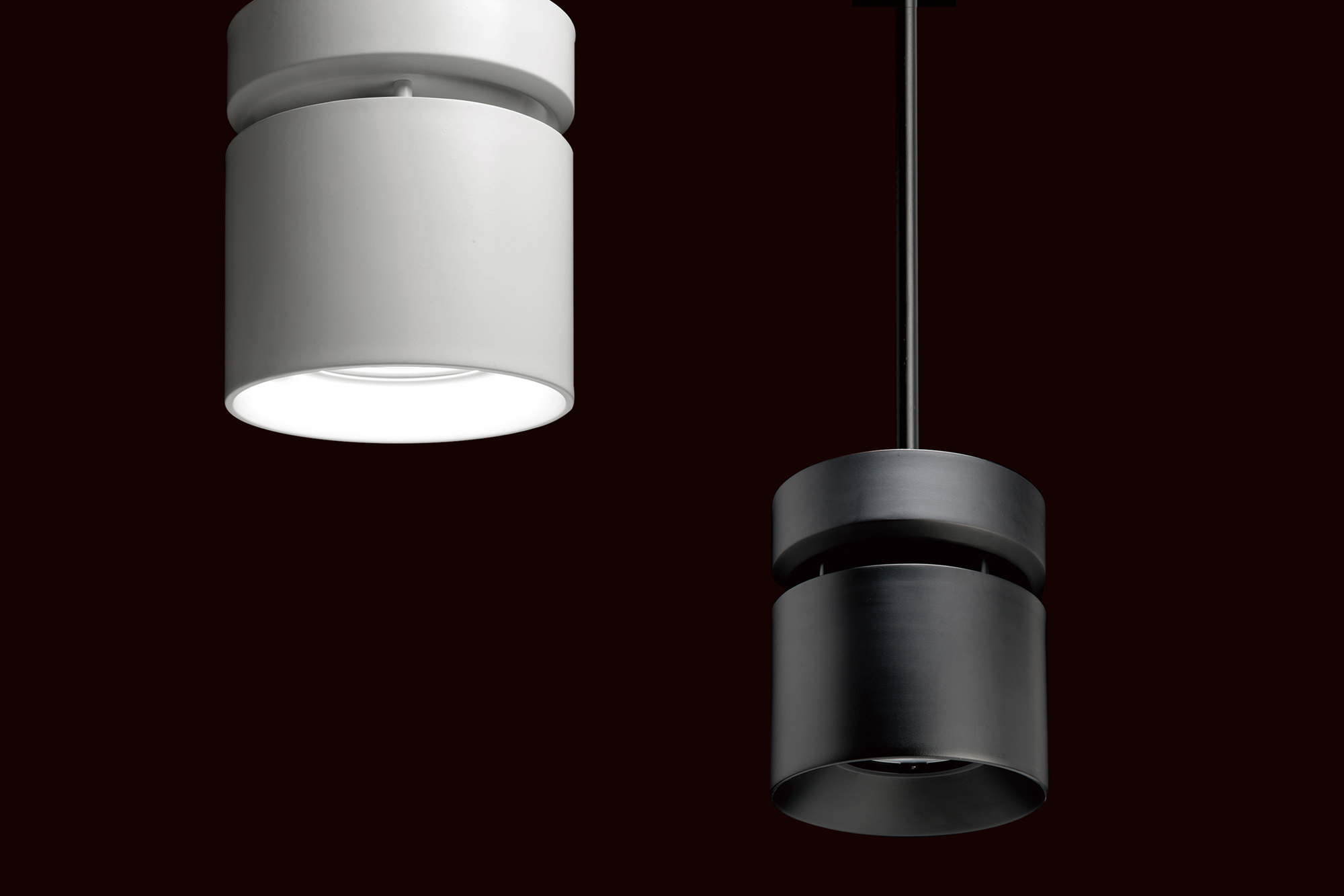 Five Sleek Cylinder Downlights For High Bay Spaces