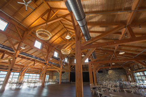 Heavy Timber Construction Finds Its Place In Commercial