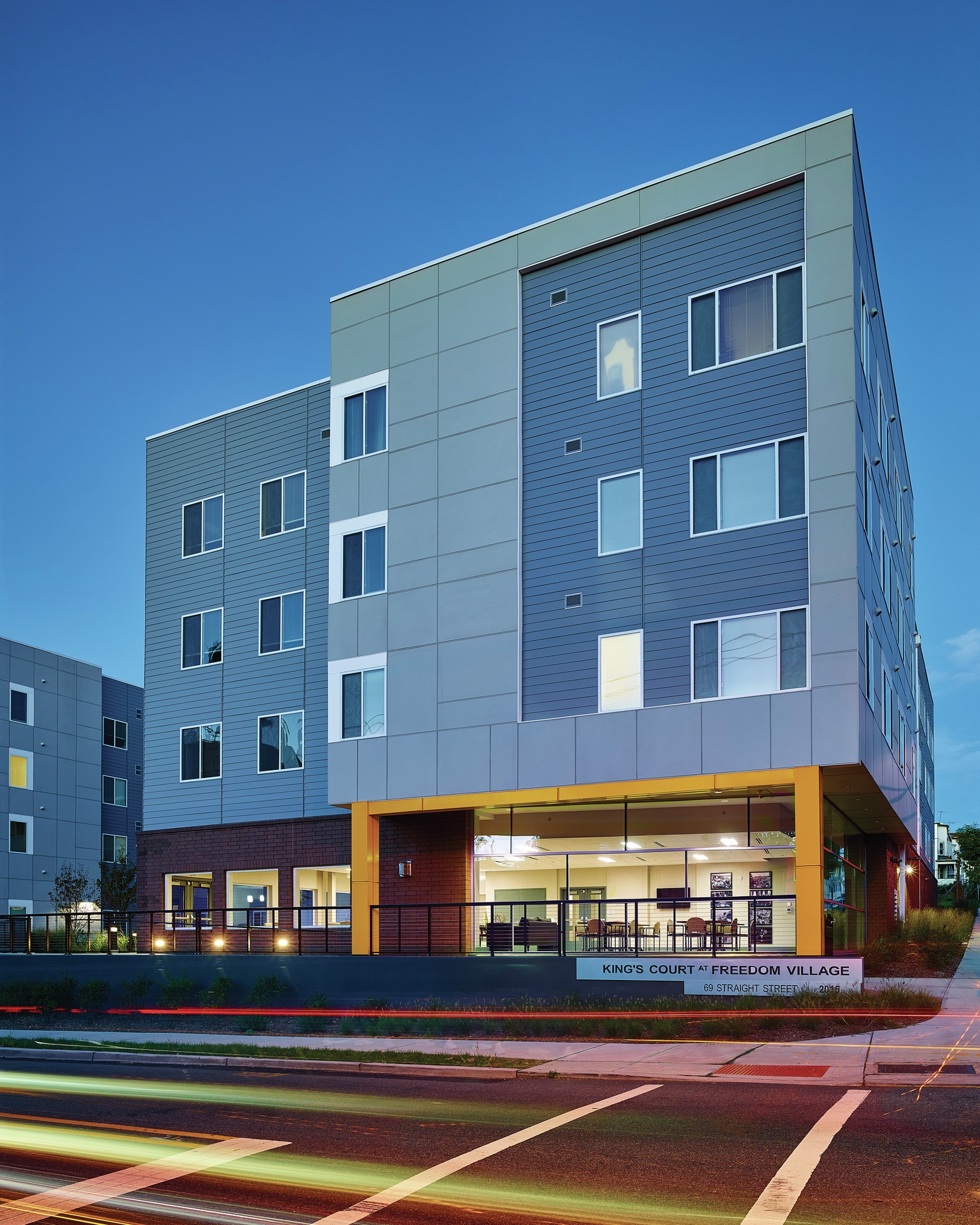 Affordable Senior Housing In New Jersey Gets A Modern Edge