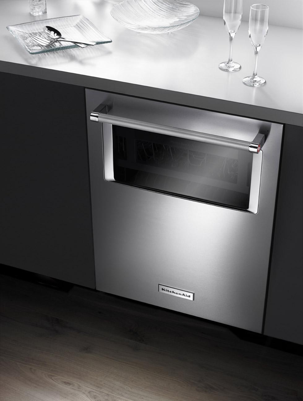 Kitchenaid Opens A Window On Dishwashing Remodeling