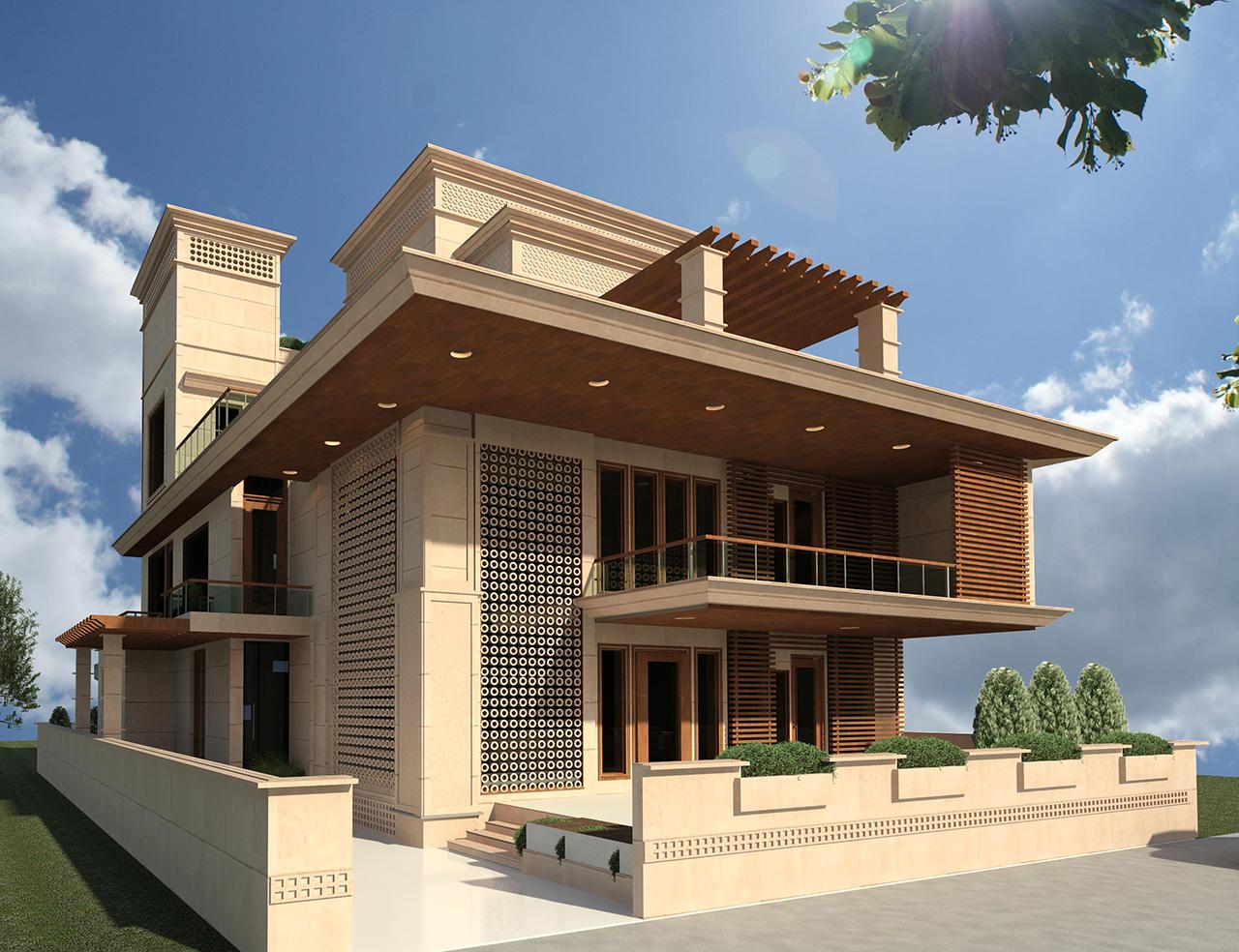 Umaid Heritage Architect Magazine