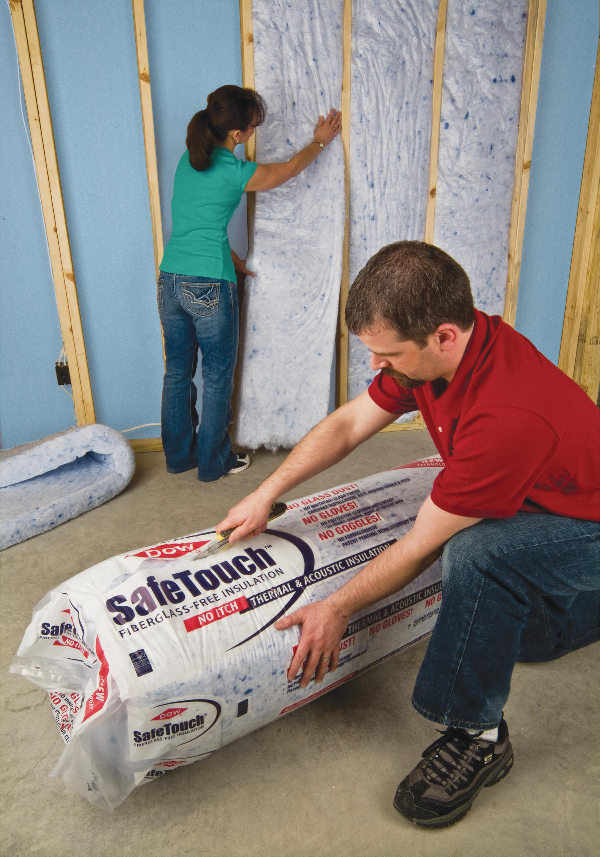 Dow SafeTouch Fiberglass-Free Insulation
