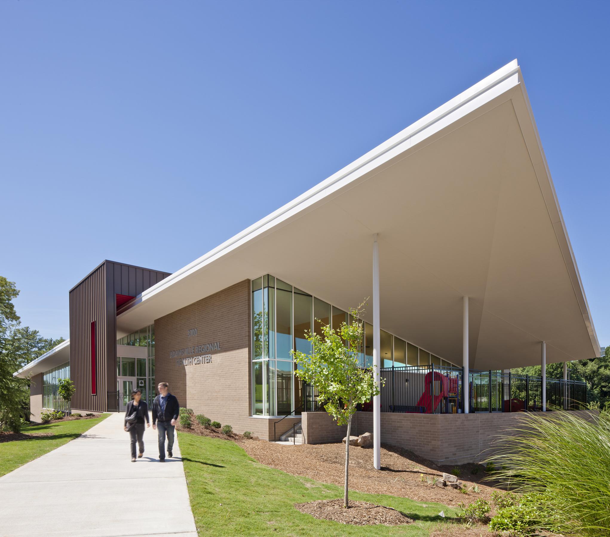 Top 90 Healthcare Architecture Firms Building Design: Adamsville Regional Health Center