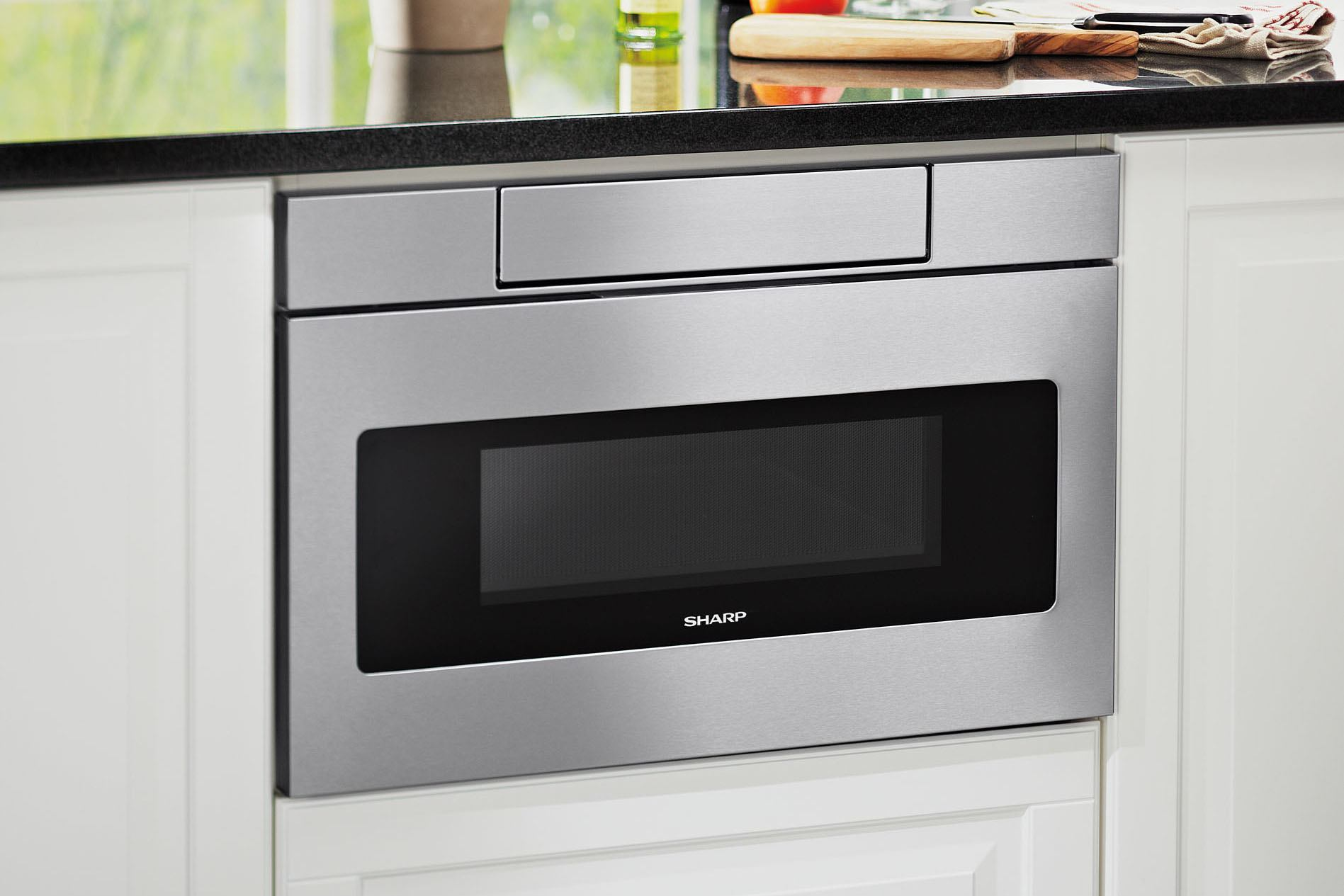 Sharp Updates Its Microwave Drawer For Universal Design Jlc Online