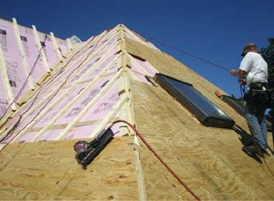 Retrofitting An Insulated Cold Roof Jlc Online Rooftop